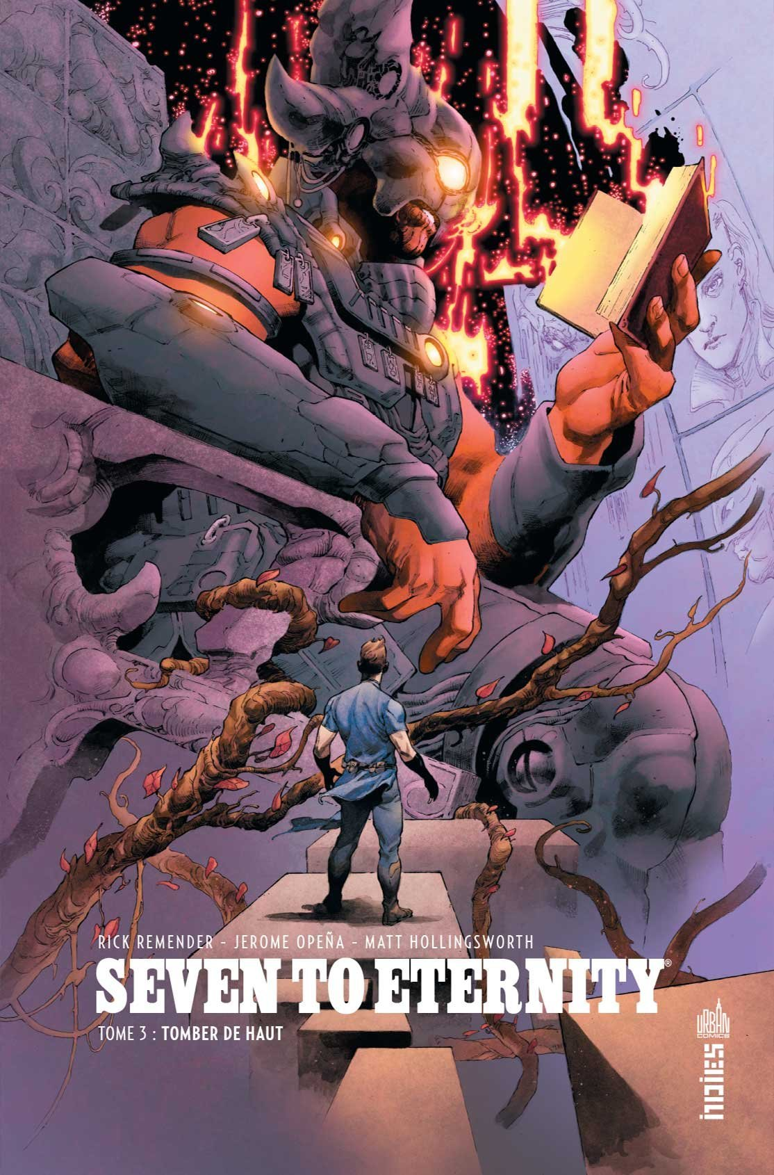 URBAN INDIES - SEVEN TO ETERNITY TOME 3
