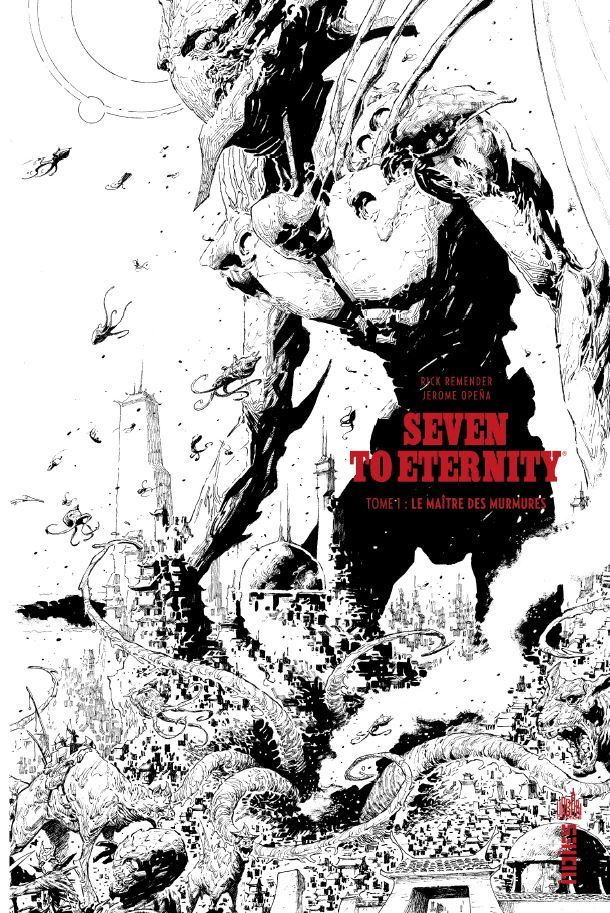 URBAN INDIES - SEVEN TO ETERNITY TOME 1 -  VERSION N&B