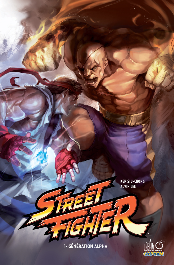 URBAN GAMES - STREET FIGHTER TOME 1