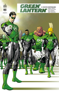 DC REBIRTH - GREEN LANTERN REBIRTH TOME 2