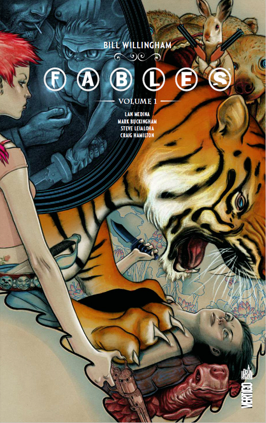 FABLES INTEGRALE TOME 1