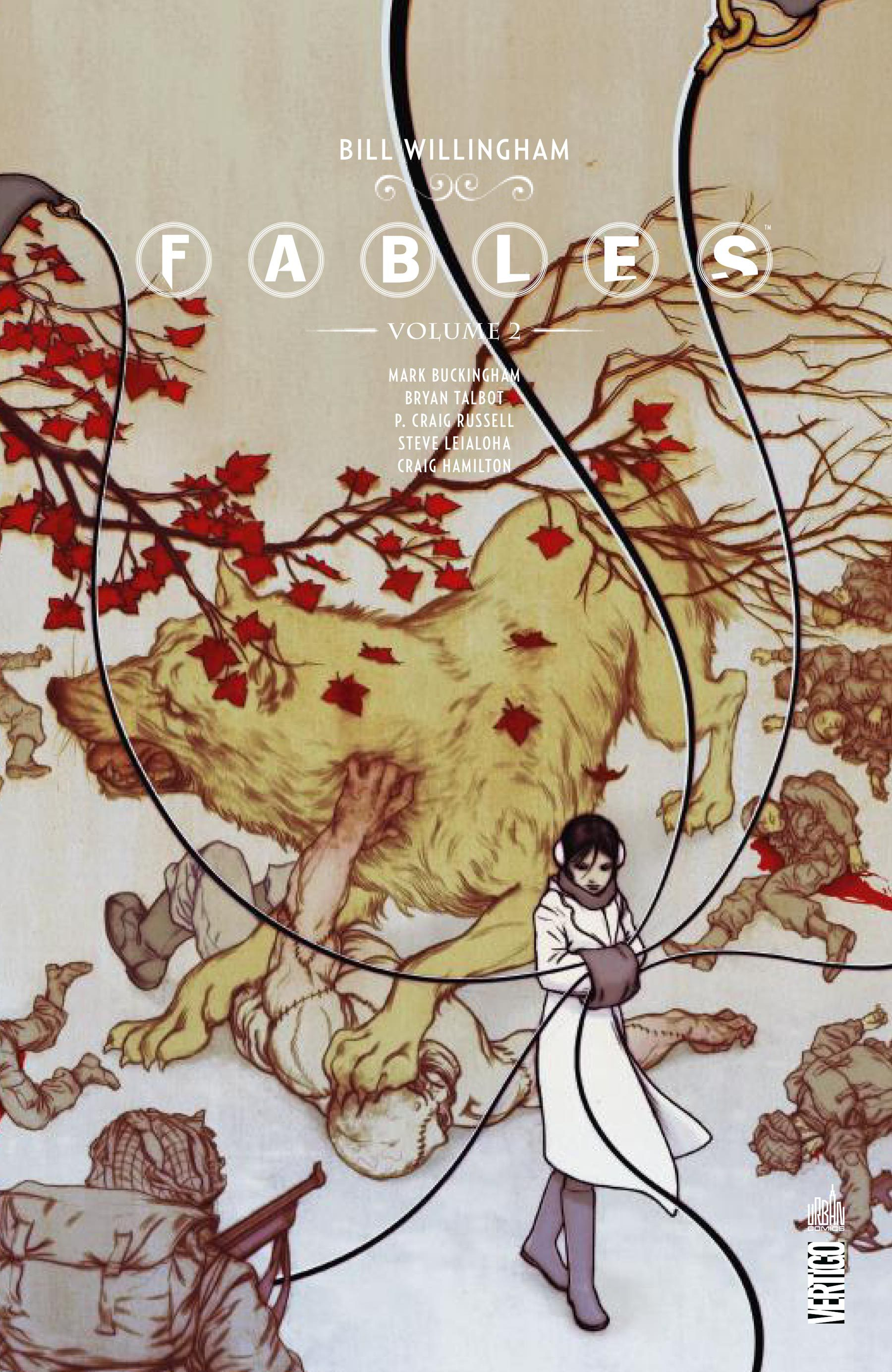 FABLES INTEGRALE  - TOME 2