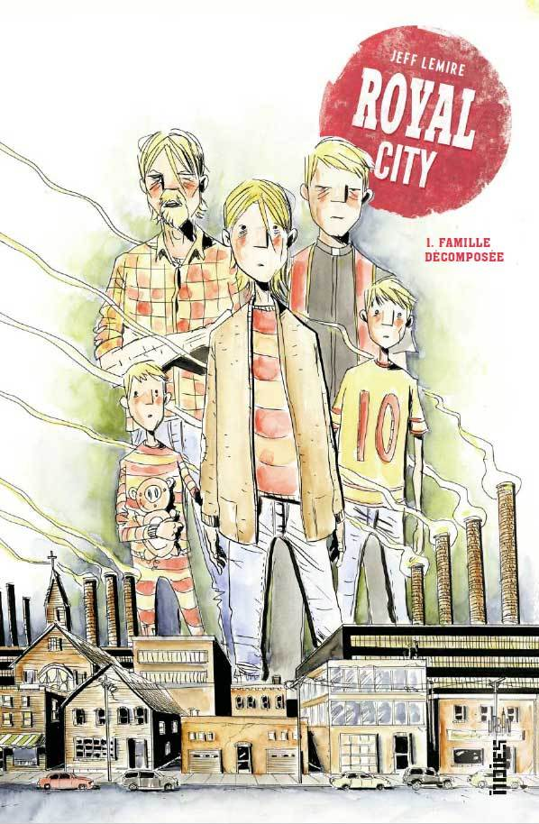 URBAN INDIES - ROYAL CITY TOME 1