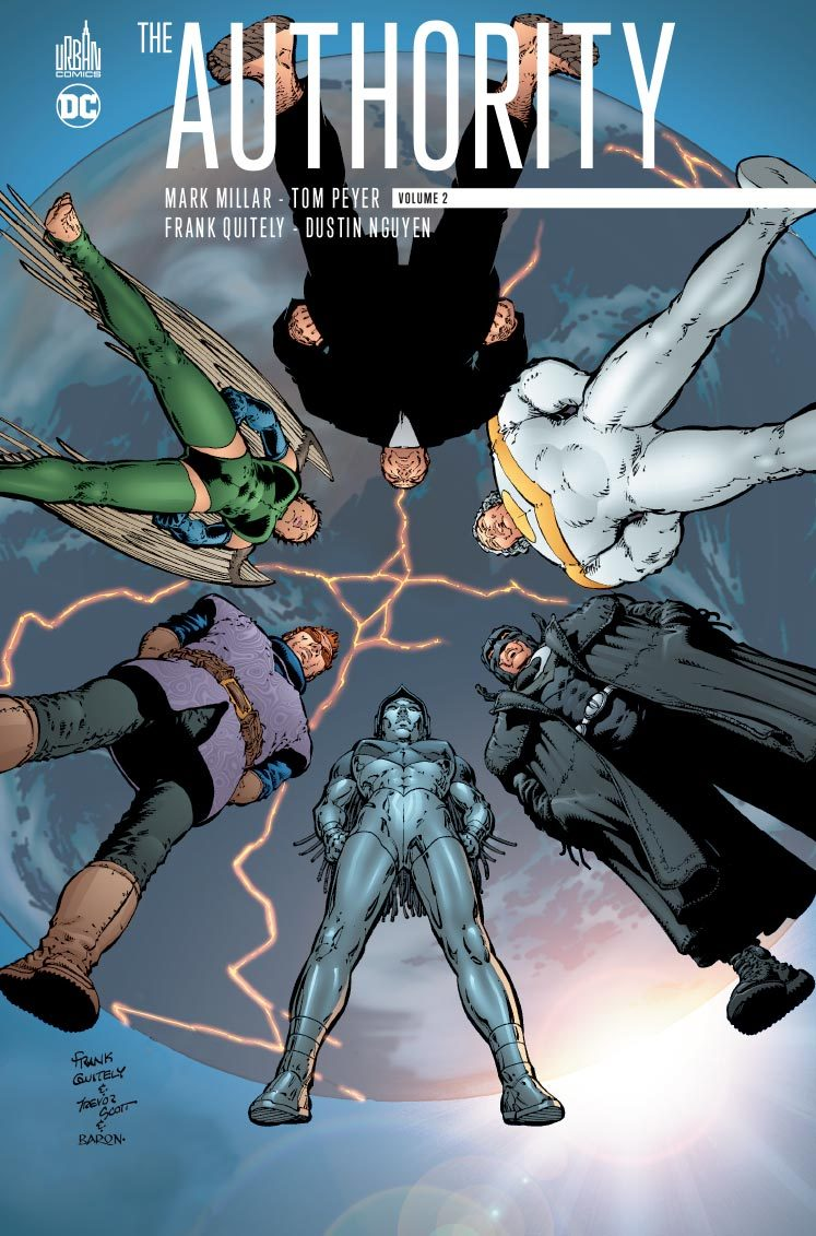 DC ESSENTIELS - THE AUTHORITY TOME 2