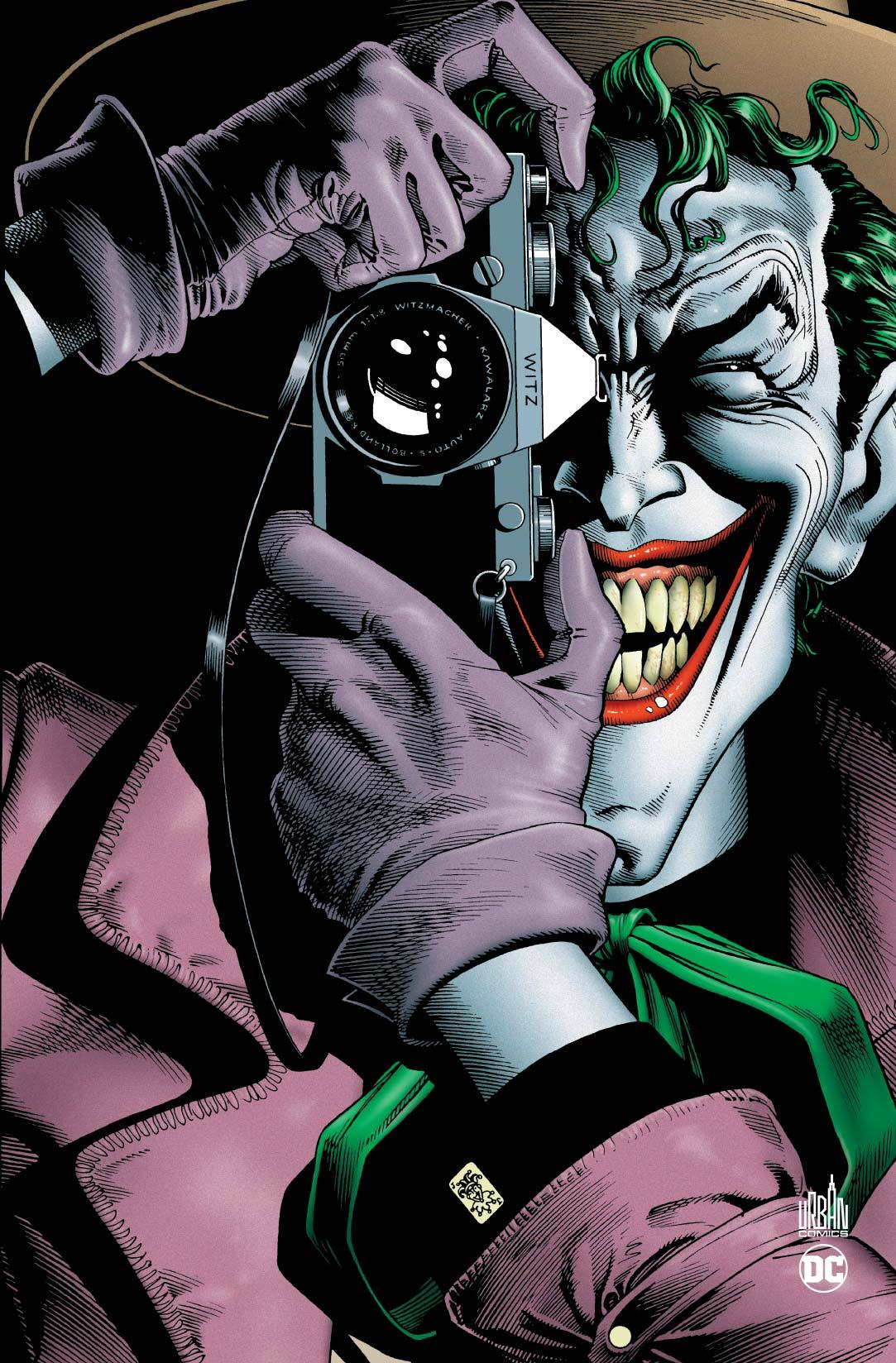 KILLING JOKE EDITION LIMITEE