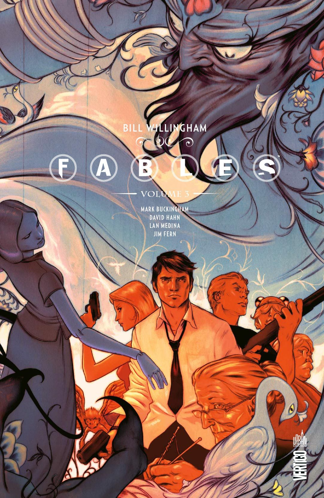 FABLES INTEGRALE  - TOME 3
