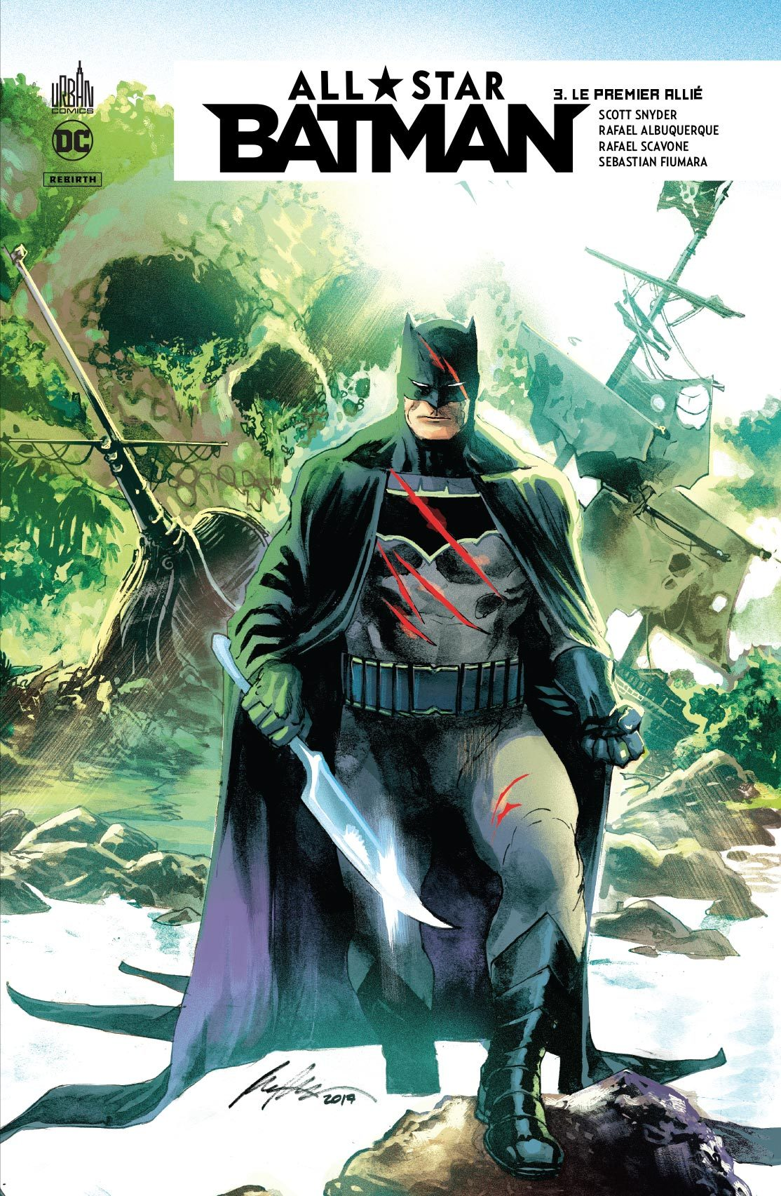 ALL STAR BATMAN  - TOME 3
