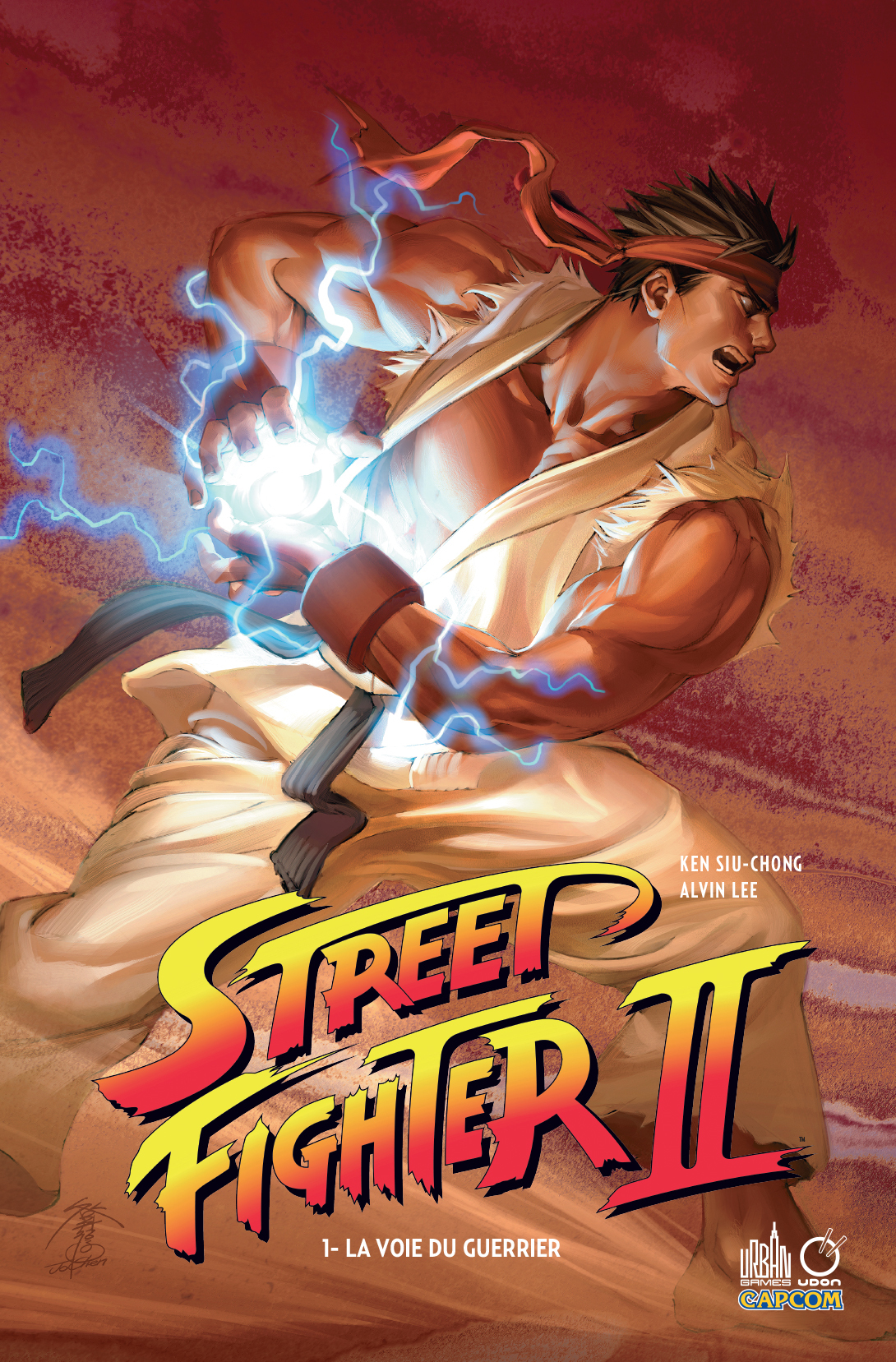 URBAN GAMES - STREET FIGHTER II  TOME 1