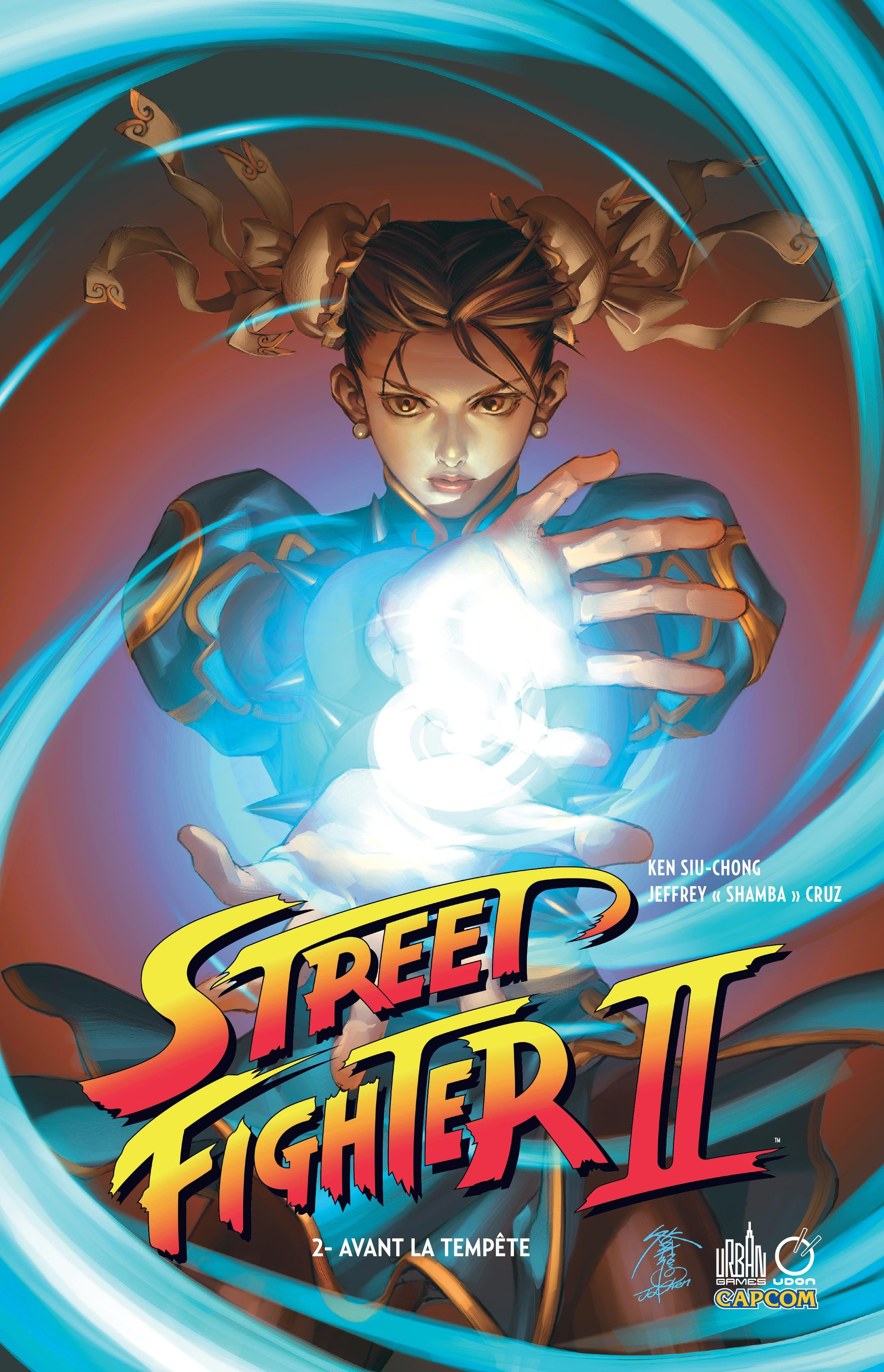 URBAN GAMES - STREET FIGHTER II  TOME 2