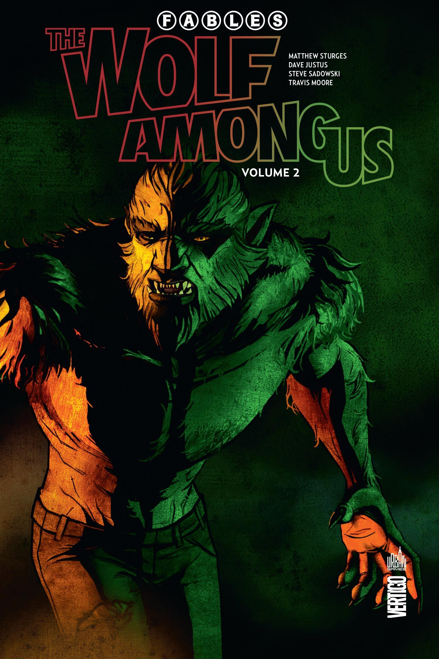 FABLES-THE WOLF AMONG US - FABLES - THE WOLF AMONG US  - TOME 2