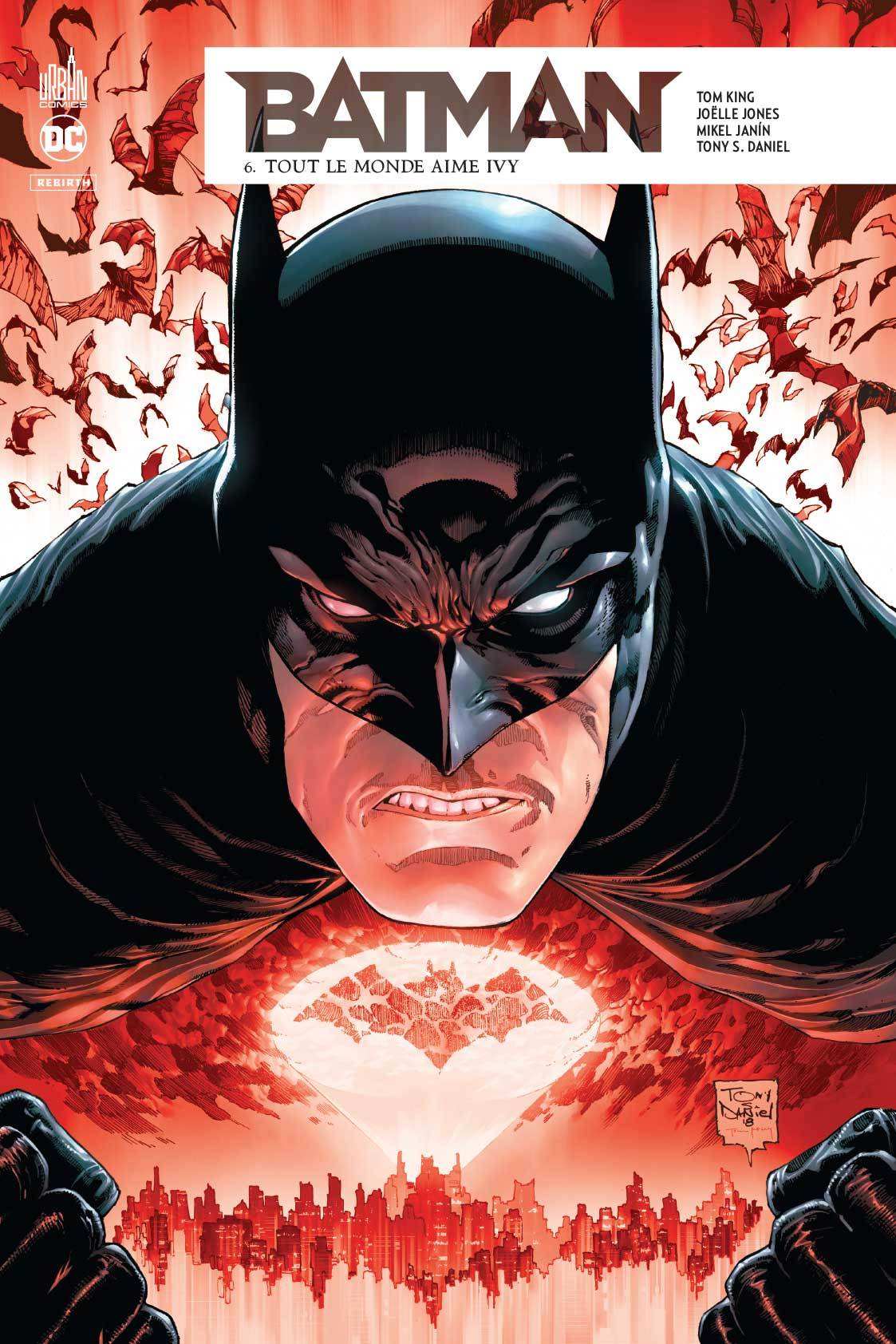 DC REBIRTH - BATMAN REBIRTH TOME 6