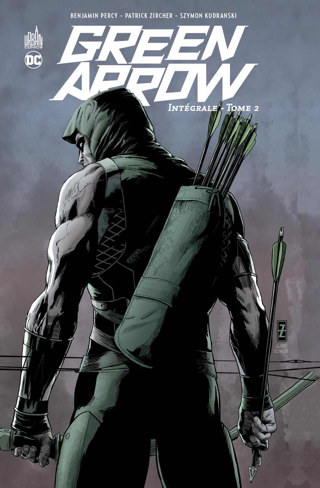 DC RENAISSANCE - GREEN ARROW INTEGRALE TOME 2