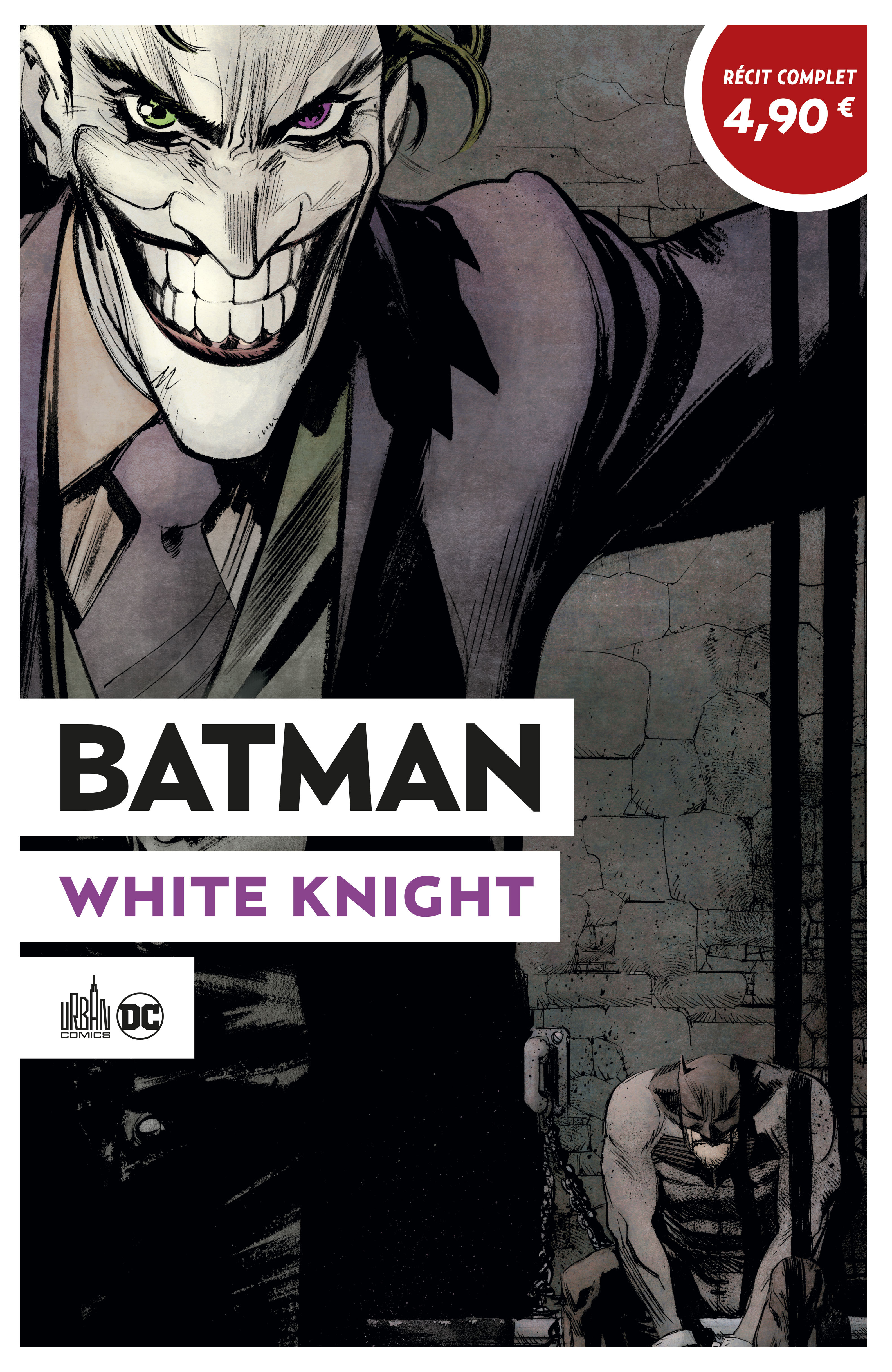 OPERATION ETE 2020 - T01 - OPERATION ETE 2020 - BATMAN WHITE KNIGHT
