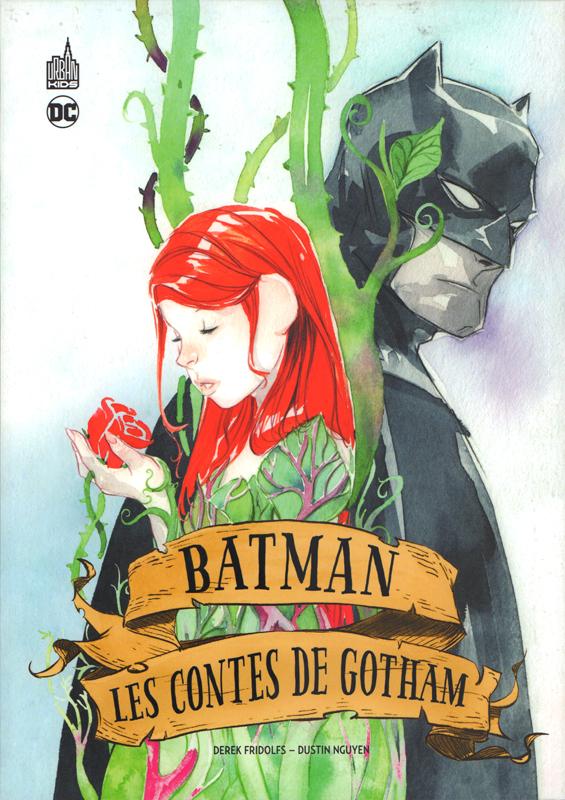 BATMAN LES CONTES DE GOTHAM