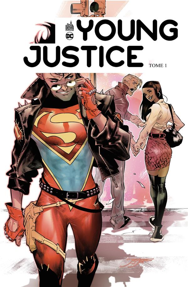 YOUNG JUSTICE REBIRTH TOME 01