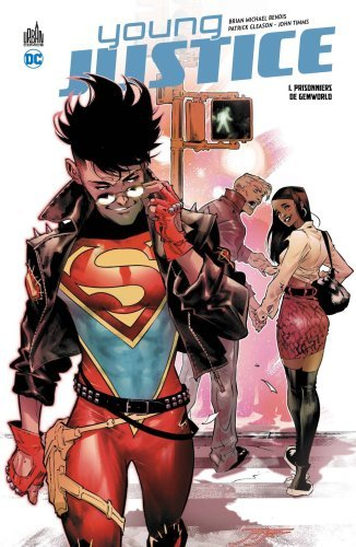 YOUNG JUSTICE  - TOME 1