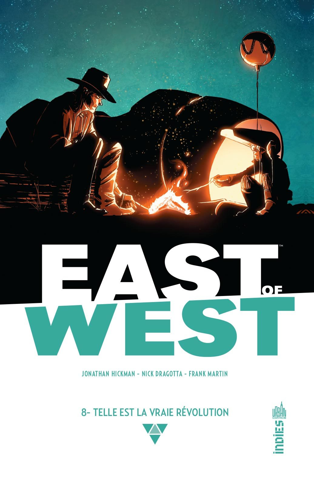 URBAN INDIES - EAST OF WEST TOME 8