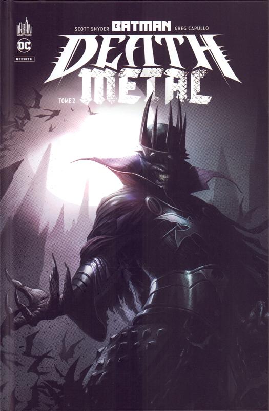 BATMAN DEATH METAL TOME 02