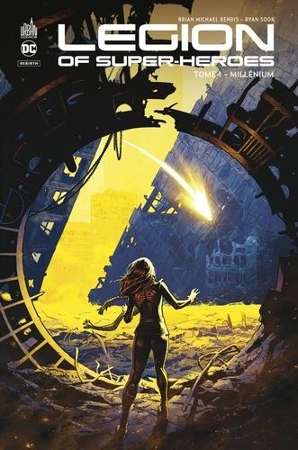 LEGION OF SUPER-HEROES TOME 01 : MILLENIUM