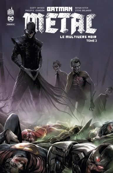 BATMAN METAL TOME 2 : LE MULTIVERS NOIR