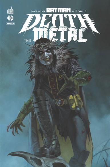 BATMAN DEATH METAL TOME 03