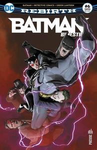 T06 - BATMAN REBIRTH (BIMESTRIEL) 06