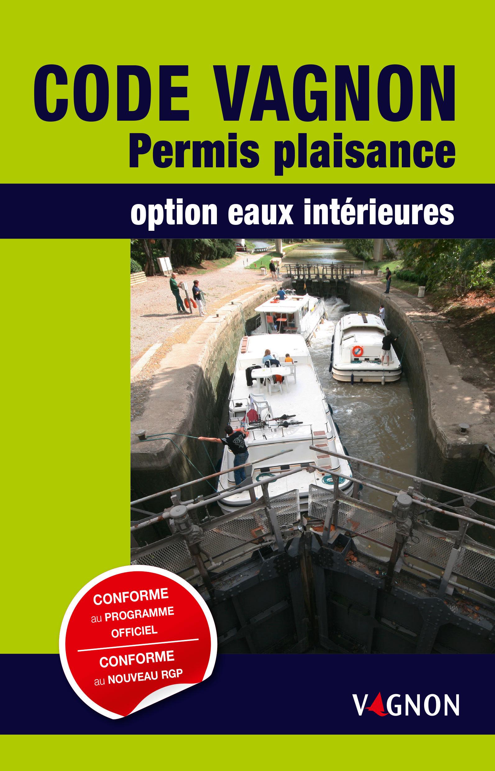 CODE PERMIS PLAISANCE OPTION EAUX INTERIEURES BE 2016 + MEMENTO