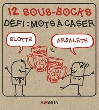 COFFRET SOUS-BOCKS - DEFI : MOTS A CASER