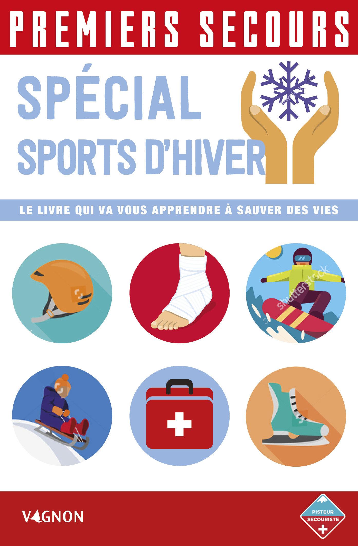 PREMIERS SECOURS SPECIAL SPORTS D'HIVER