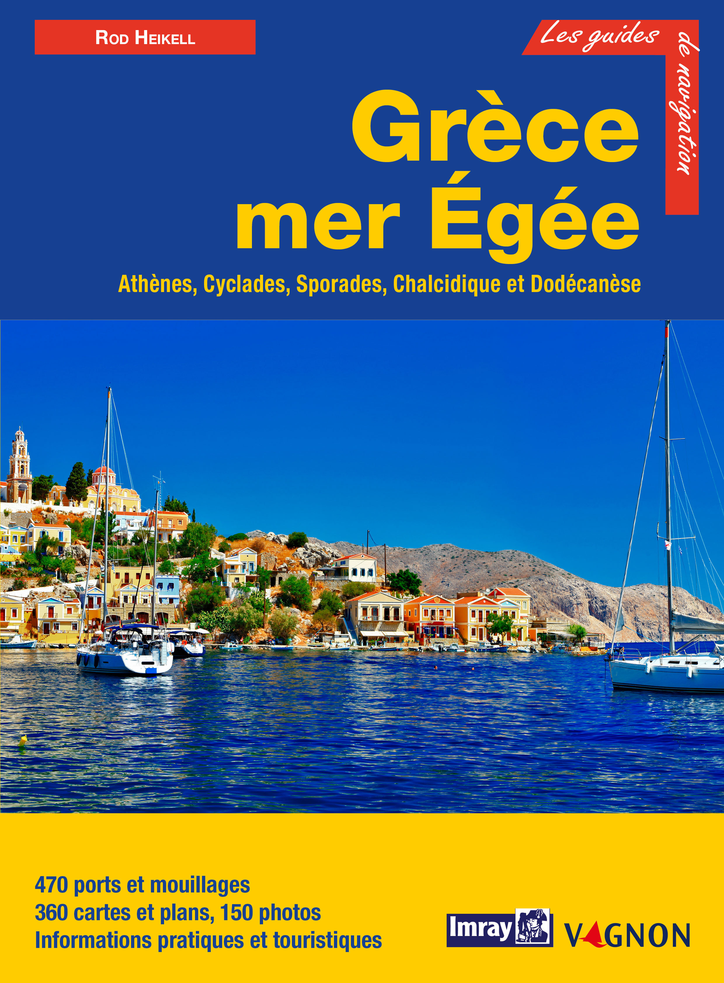 IMRAY GRECE MER EGEE