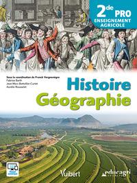 HISTOIRE GEOGRAPHIE 2DE BAC PRO : ENSEIGNEMENT AGRICOLE
