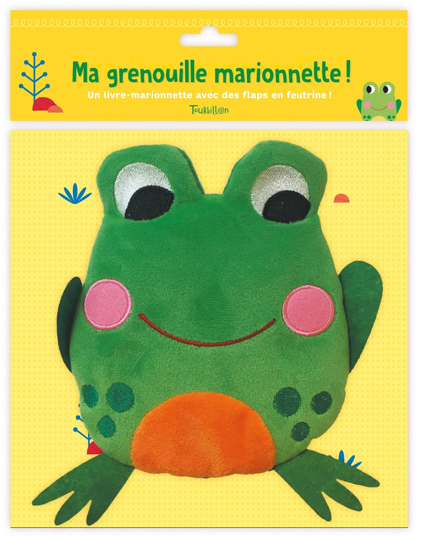 MA GRENOUILLE MARIONNETTE