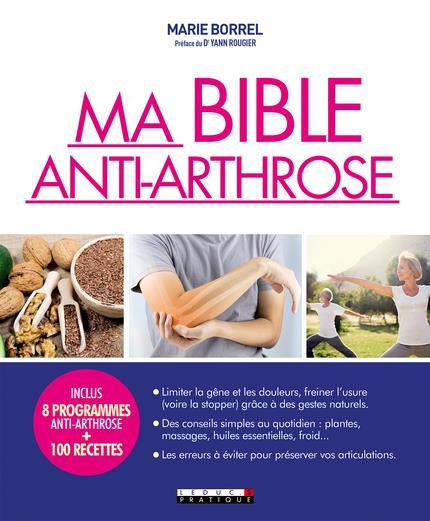 MA BIBLE ANTI-ARTHROSE