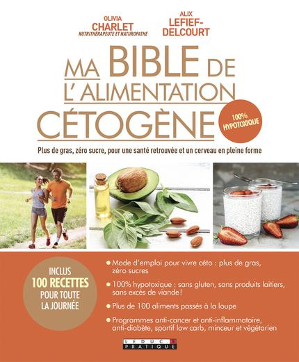 MA BIBLE DE L'ALIMENTATION CETOGENE