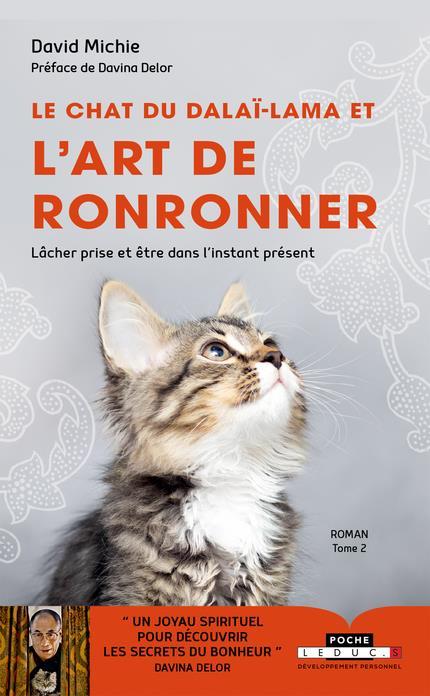 CHAT DU DALAI LAMA ET L'ART DE RONRONNER T2 (LE)