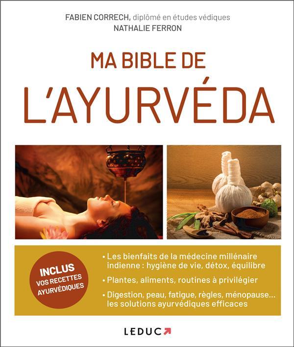 MA BIBLE DE L'AYURVEDA