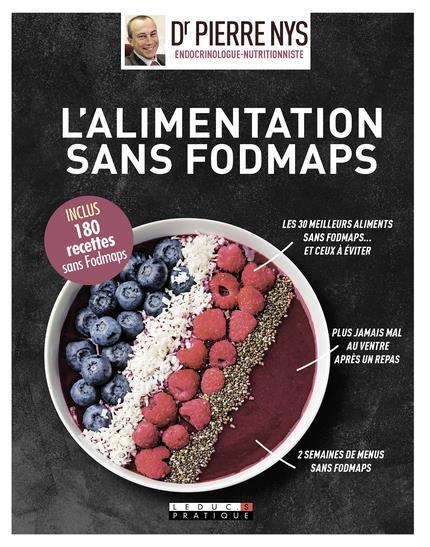 L'ALIMENTATION SANS FODMAPS