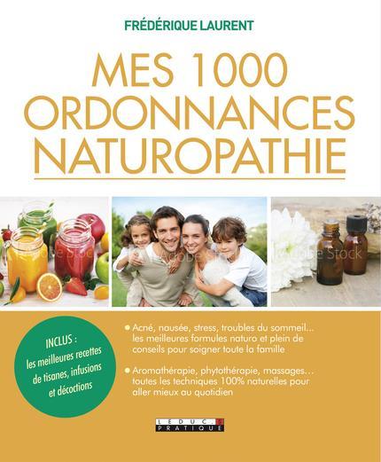 1000 ORDONNANCES NATUROPATHIE (MES)