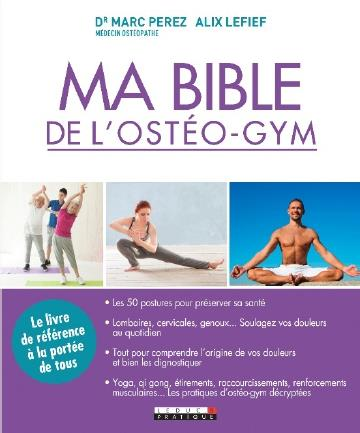 MA BIBLE DE L'OSTEO-GYM