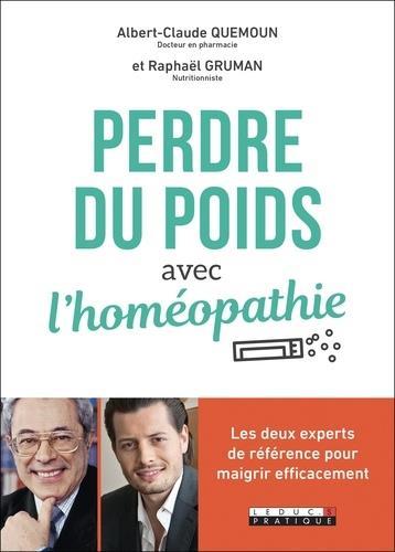 PERDRE DU POIDS AVEC L'HOMEOPATHIE