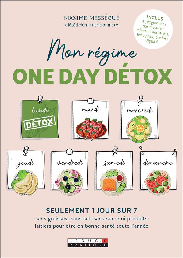 MON REGIME ONE DAY DETOX