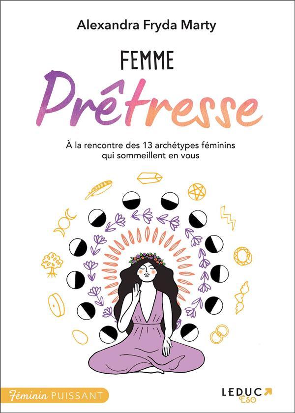 FEMME PRETRESSE