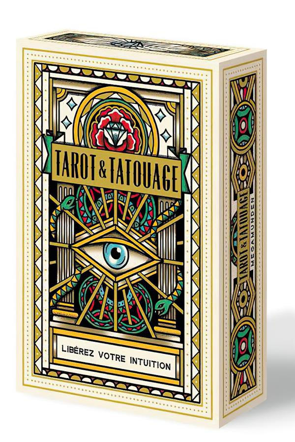 TAROT & TATOUAGE - LIBEREZ VOTRE CREATIVITE
