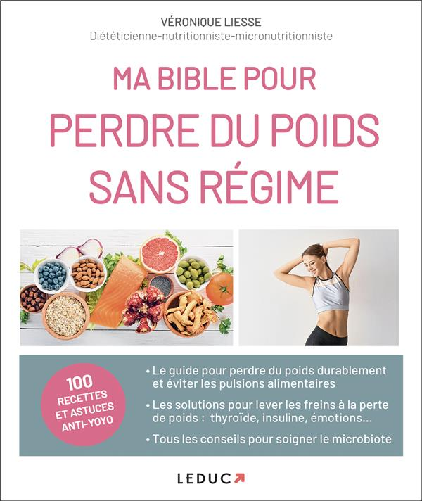 MA BIBLE POUR PERDRE DU POIDS SANS REGIME