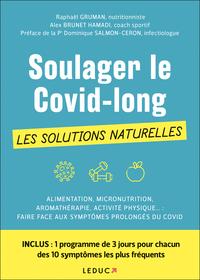 SOULAGER LE COVID LONG : LES SOLUTIONS NATURELLES