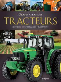 GRAND ATLAS DES TRACTEURS
