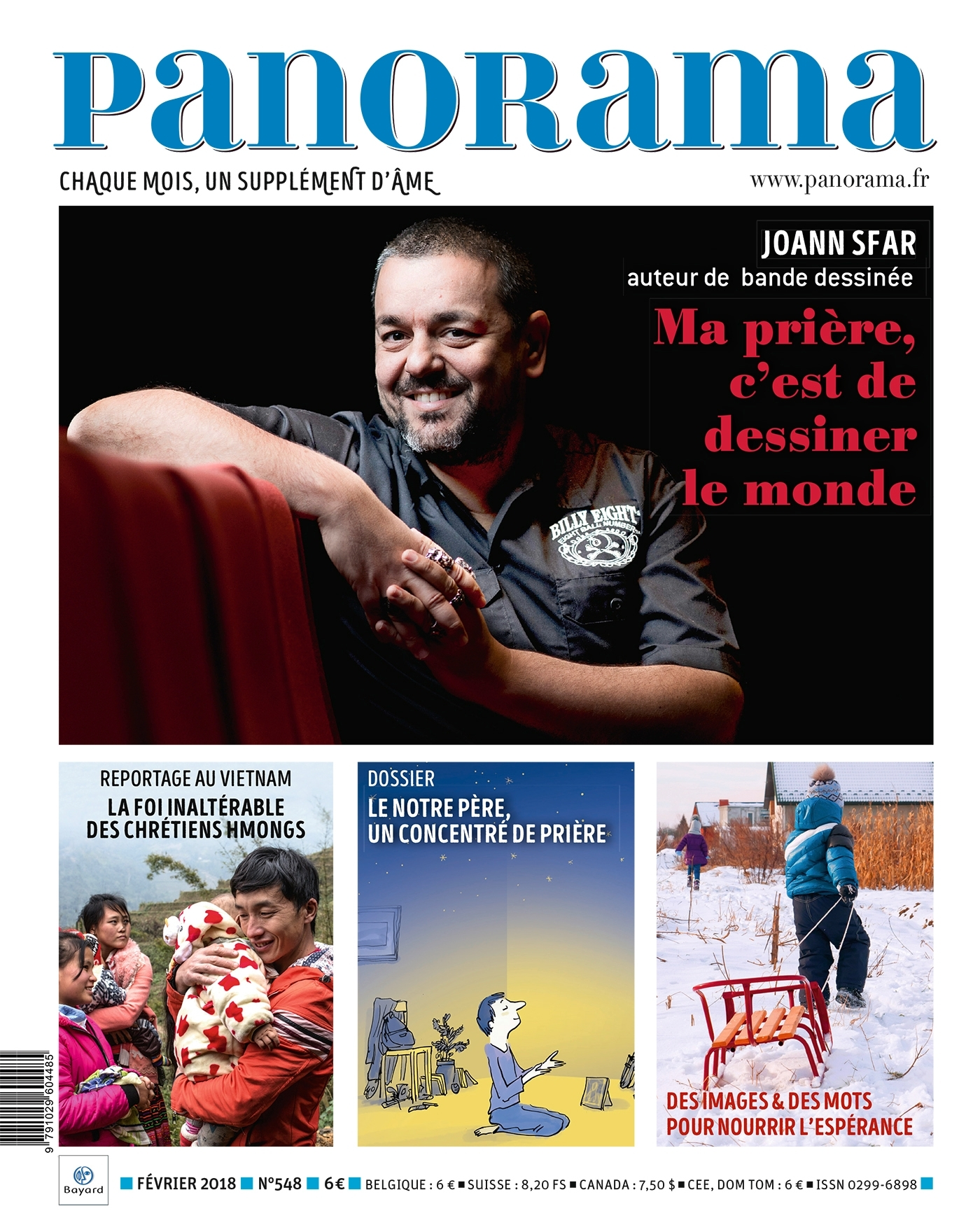 PANORAMA - FEVRIER 2018 N  548