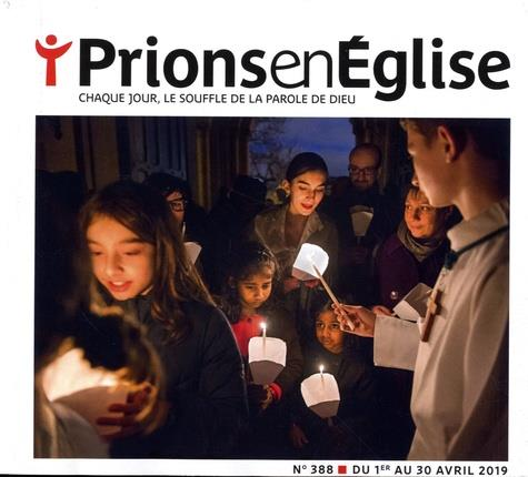 PRIONS GD FORMAT - AVRIL 2019 N  388