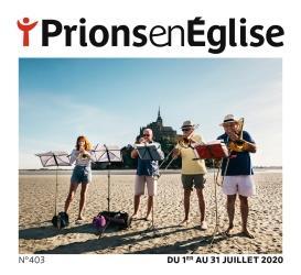 PRIONS POCHE - JUILLET 2020 N  403