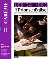 LES CAHIERS PRIONS EN EGLISE - NOVEMBRE 2020 N  272